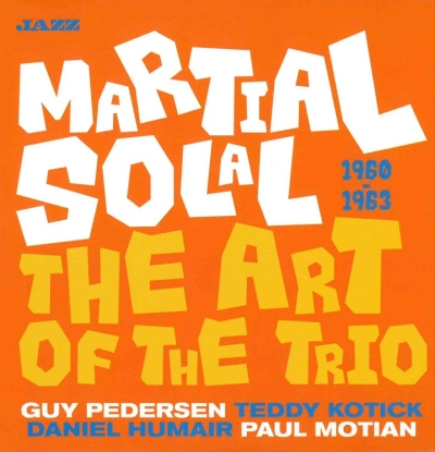 Copertina  The Art of the Trio [Audioregistrazione]
