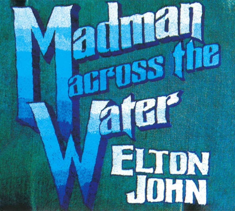Copertina  Madman Across the Water [Audioregistrazione]