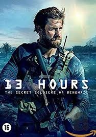 Copertina  13 hours : the secret soldiers of Benghazi [Videoregistrazione]