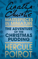 Copertina  The adventure of the Christmas pudding : and a selection of entrées